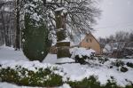 Kostel - pomník obětem válek