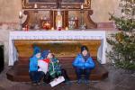 17.12.2017 - Vánoční koncert pěveckého sboru ZŠ a MŠ Zaječov