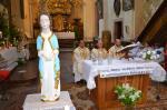 12.5.2018 - XXI. Mariánská pouť do Svaté Dobrotivé - Intronizace sochy sv.Dobrotivé