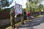 12.9.2019 - Tradiční setkání u památníku PTP ve Svaté Dobrotivé – Zaječově